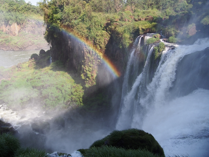 世界遺産のイグアスの滝、まずはアルゼンチン側~悪魔の喉笛迫力ありすぎます~ (33)