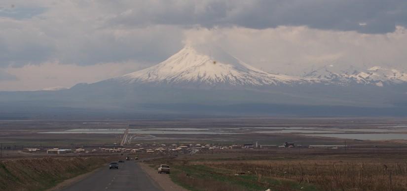 【アルメニア01移動情報】イラン/タブリーズからアルメニア/エレヴァン