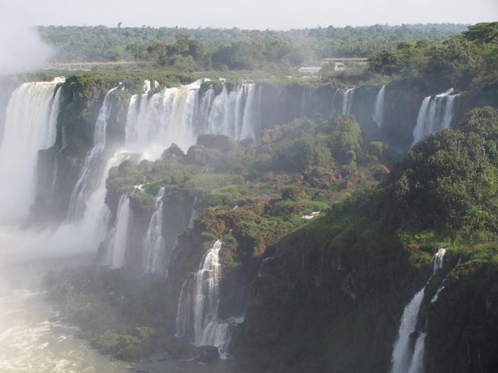世界遺産のイグアスの滝 第二弾はブラジル側~水しぶきをびっしゃりかぶるの巻~ (14)