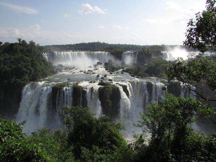 世界遺産のイグアスの滝 第二弾はブラジル側~水しぶきをびっしゃりかぶるの巻~ (4)