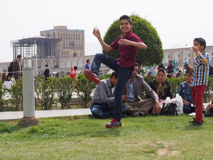 世界の半分とはなんぞ?イランの真珠・エスファハーン! (29)