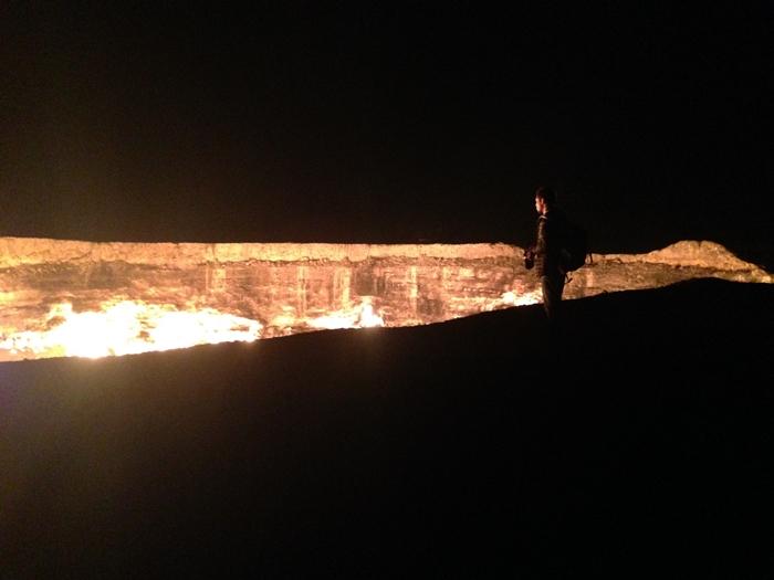 遂にやってきた地獄の門 Door to Hell 今までで一番の絶景! (21)