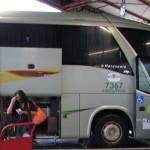 【ブラジル02】【移動情報】プエルト・イグアス/アルゼンチンから弓場農場/ブラジル
