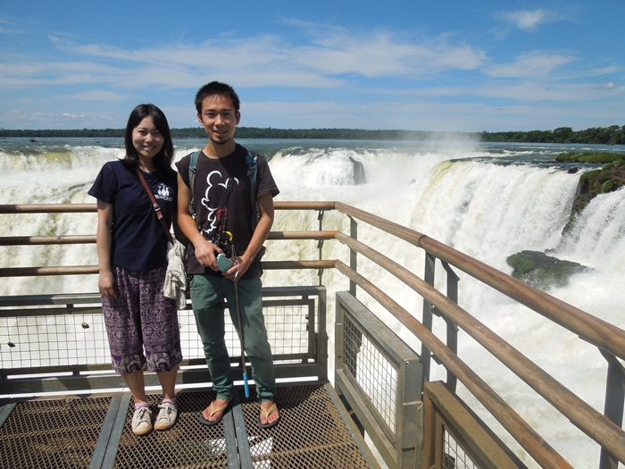 世界遺産のイグアスの滝、まずはアルゼンチン側~悪魔の喉笛迫力ありすぎます~  (2)