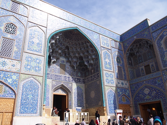 世界の半分とはなんぞ?イランの真珠・エスファハーン! (31)