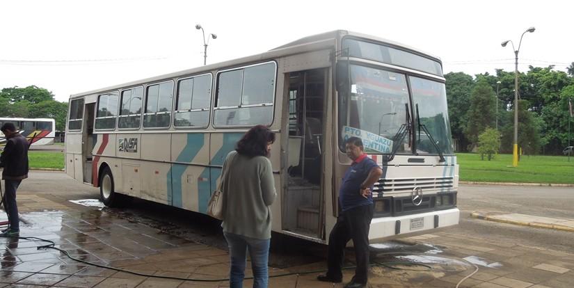 【移動情報】イグアス日本人居住区 パラグアイからプエルト・イグアス アルゼンチンへ