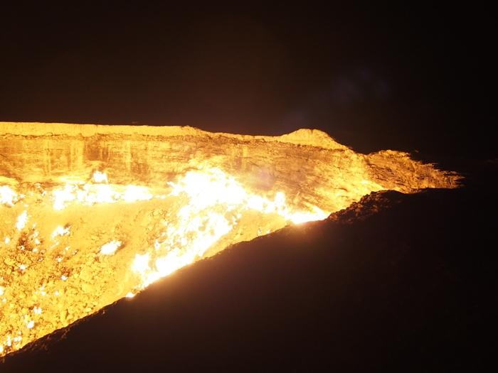 遂にやってきた地獄の門 Door to Hell 今までで一番の絶景! (33)
