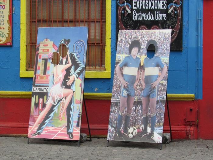 【アルゼンチン08】カラフルな町並みのカミニートと、世界で2番目に美しい本屋El ATENEO GRAND SPLENDID (18)
