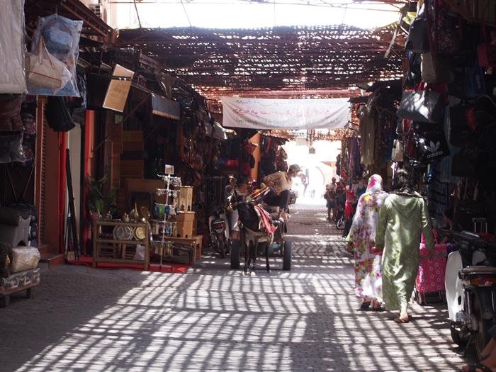 【モロッコ10】世界遺産マラケシュで世界三大ウザい国の意味を実感した日 (27)