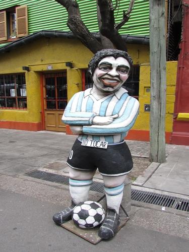 【アルゼンチン08】カラフルな町並みのカミニートと、世界で2番目に美しい本屋El ATENEO GRAND SPLENDID (5)