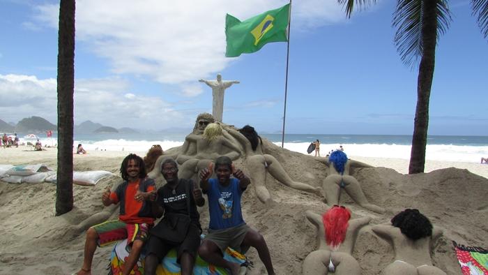 【ブラジル06】リオPart1~観光編~水着から階段までカラフルなリオ! (19)