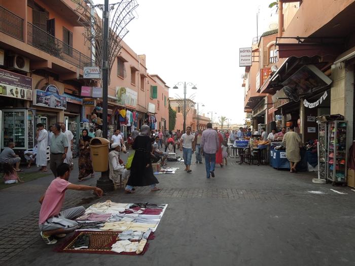 【モロッコ10】世界遺産マラケシュで世界三大ウザい国の意味を実感した日 (4)