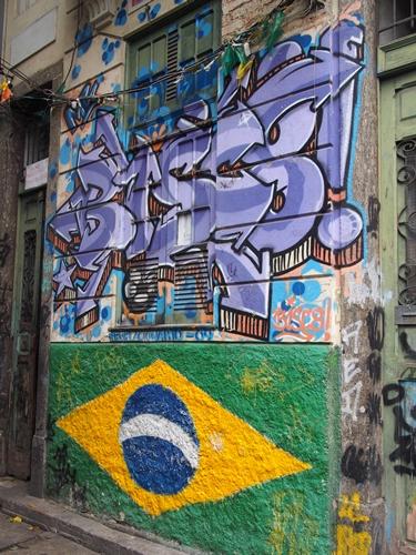 【ブラジル06】リオPart1~観光編~水着から階段までカラフルなリオ! (34)