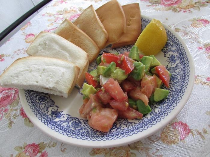 【チリ07】サーモン!ムール貝!!ウニ!!!チロエ島で海産物三昧の日々 (8)