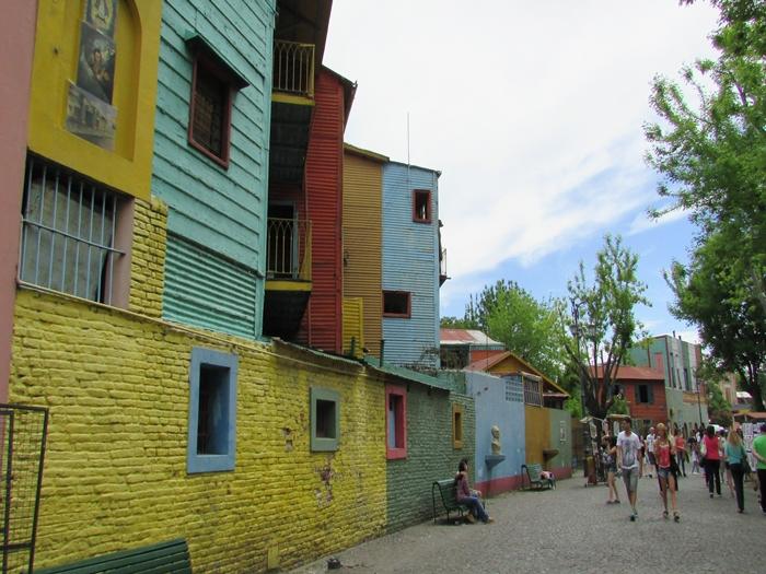 【アルゼンチン08】カラフルな町並みのカミニートと、世界で2番目に美しい本屋El ATENEO GRAND SPLENDID (23)