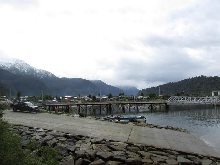【チリ06 移動&宿情報】アウストラル街道を北へ、北へ Part3~プエルト・シスネスからカストロ チロエ島 (3)