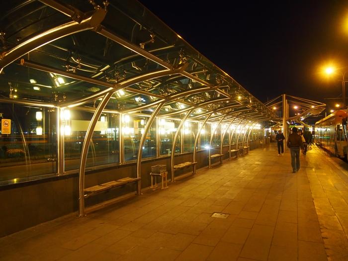 【トルコ03】夜のイスタンブール 眺めの良いレストラン発見! (1)