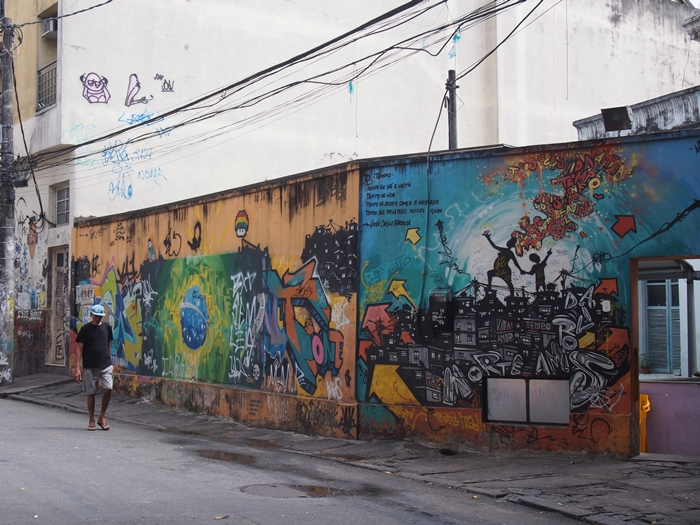 【ブラジル06】リオPart1~観光編~水着から階段までカラフルなリオ! (33)