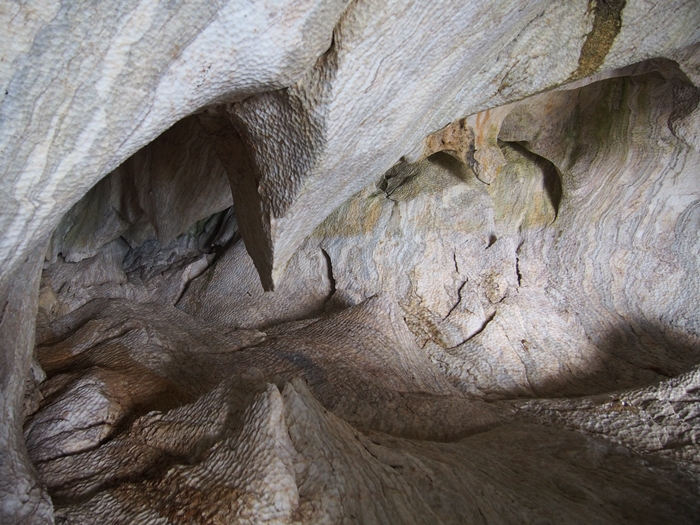 【チリ03】マーブルカテドラル 青く輝く大理石の洞窟 (17)
