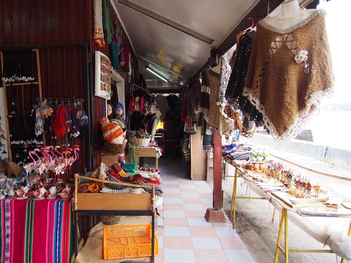 【チリ08 世界遺産】カラフルなカストロ(チロエ島)の町歩き (39)