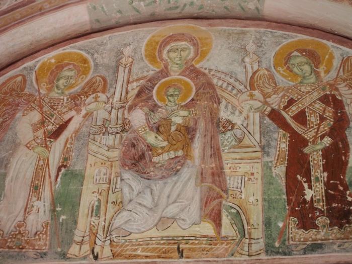 【ジョージア04 世界遺産】バグラティ大聖堂とゲラティ修道院 クタイシ観光 (24)
