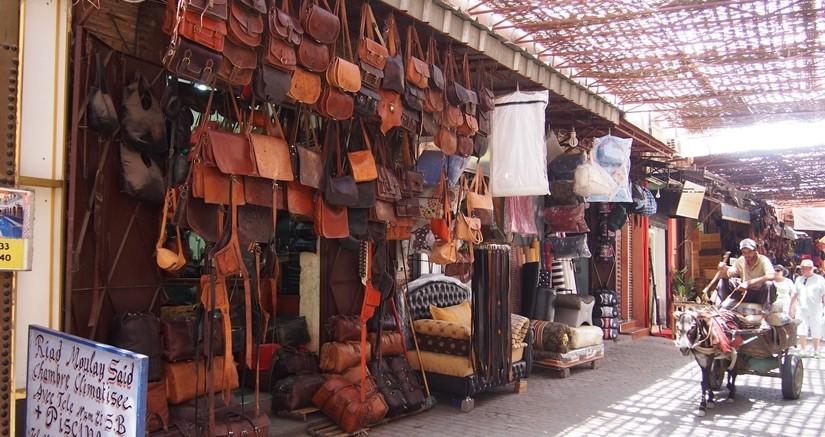 【モロッコ10】世界遺産マラケシュで世界三大ウザい国の意味を実感した日