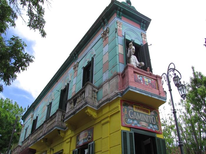 【アルゼンチン08】カラフルな町並みのカミニートと、世界で2番目に美しい本屋El ATENEO GRAND SPLENDID (4)