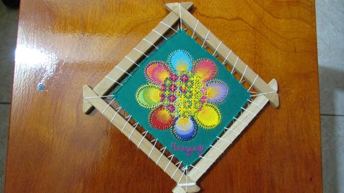 【パラグアイ08】蜘蛛の糸「ニャンドゥティ」 トリコになるほど美しい芸術的なレース編み! (19)