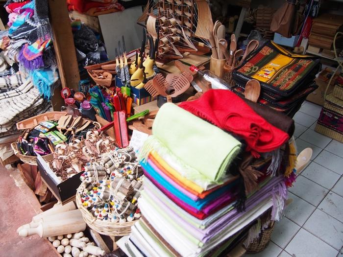 【チリ10】シーフードと民芸品のマーケット アンヘルモ (17)