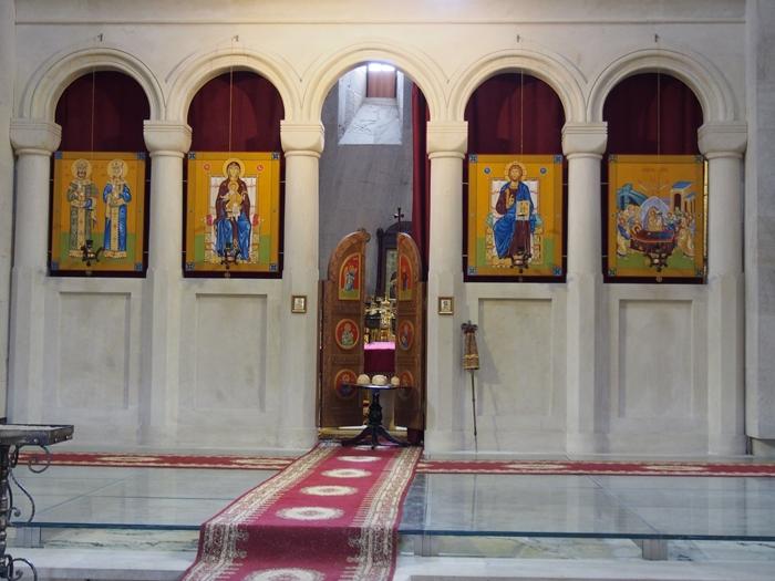 【ジョージア04 世界遺産】バグラティ大聖堂とゲラティ修道院 クタイシ観光 (9)