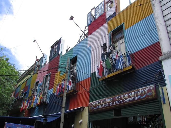 【アルゼンチン08】カラフルな町並みのカミニートと、世界で2番目に美しい本屋El ATENEO GRAND SPLENDID (7)