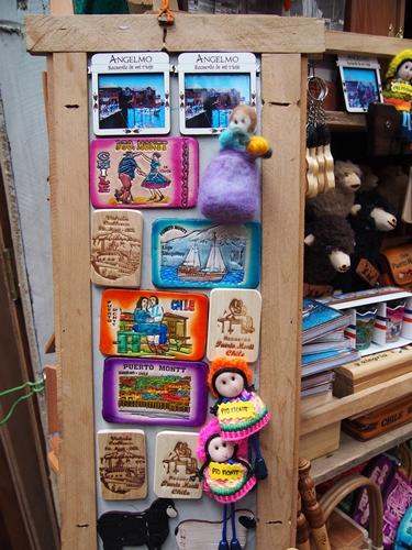 【チリ10】シーフードと民芸品のマーケット アンヘルモ (13)