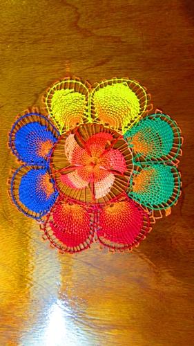 【パラグアイ08】蜘蛛の糸「ニャンドゥティ」 トリコになるほど美しい芸術的なレース編み! (18)