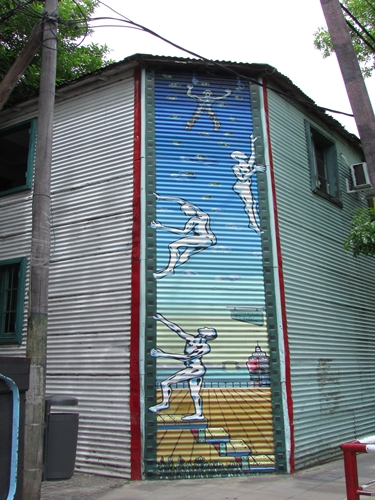 【アルゼンチン08】カラフルな町並みのカミニートと、世界で2番目に美しい本屋El ATENEO GRAND SPLENDID (12)