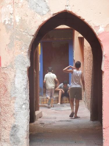 【モロッコ10】世界遺産マラケシュで世界三大ウザい国の意味を実感した日 (19)
