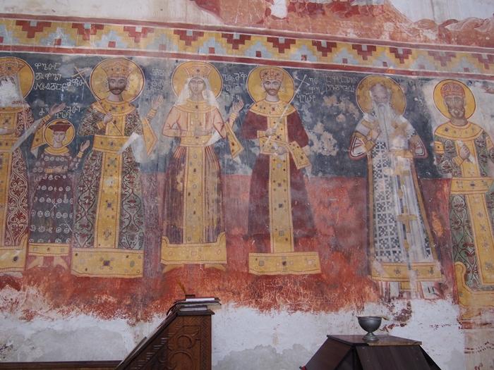 【ジョージア04 世界遺産】バグラティ大聖堂とゲラティ修道院 クタイシ観光 (29)