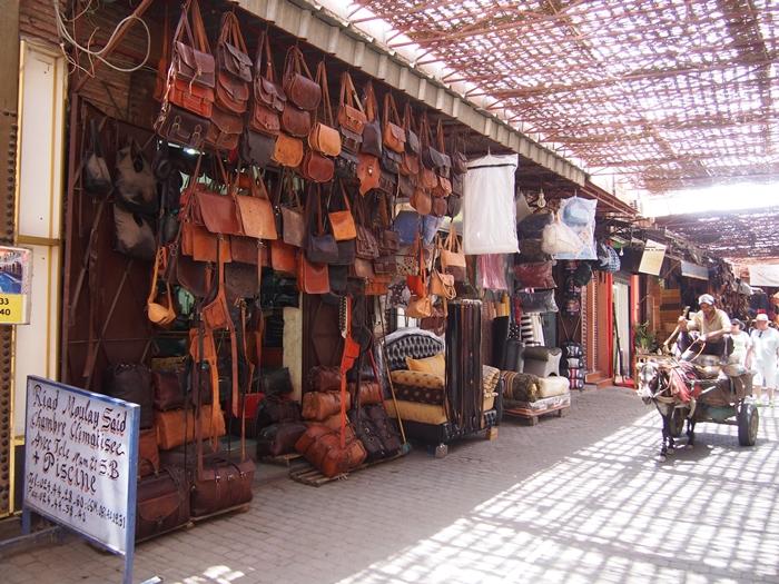 【モロッコ10】世界遺産マラケシュで世界三大ウザい国の意味を実感した日 (1)