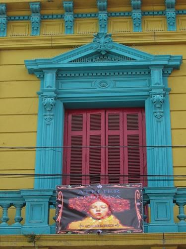 【アルゼンチン08】カラフルな町並みのカミニートと、世界で2番目に美しい本屋El ATENEO GRAND SPLENDID (33)