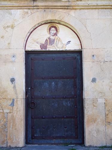 【ジョージア04 世界遺産】バグラティ大聖堂とゲラティ修道院 クタイシ観光 (22)