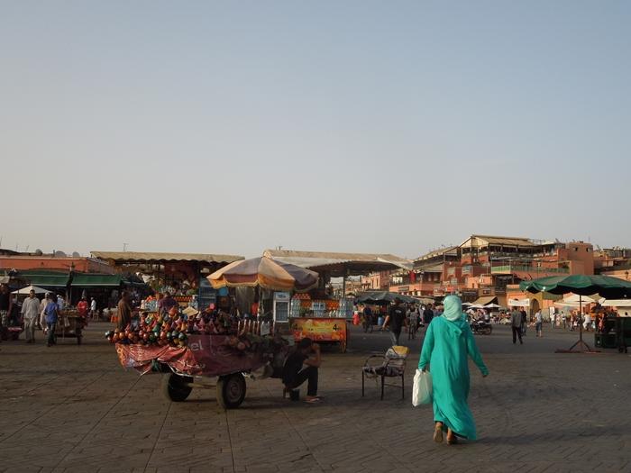 【モロッコ10】世界遺産マラケシュで世界三大ウザい国の意味を実感した日 (3)