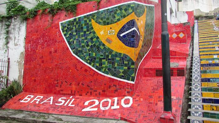 【ブラジル06】リオPart1~観光編~水着から階段までカラフルなリオ! (42)