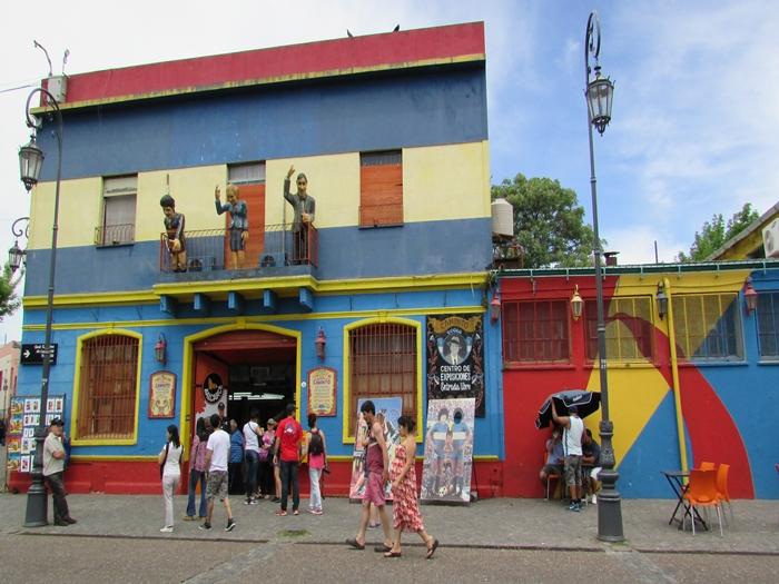【アルゼンチン08】カラフルな町並みのカミニートと、世界で2番目に美しい本屋El ATENEO GRAND SPLENDID (17)
