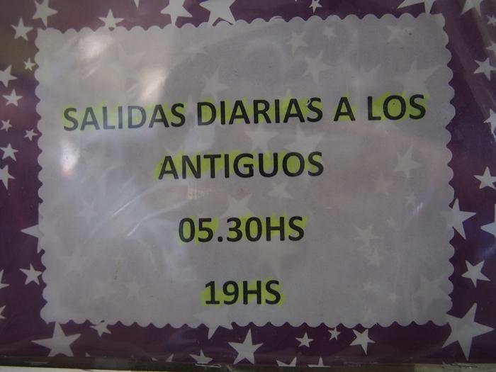 【チリ01 移動&宿情報】ブエノスアイレス アルゼンチンからマーブルカテドラル チリ (17)