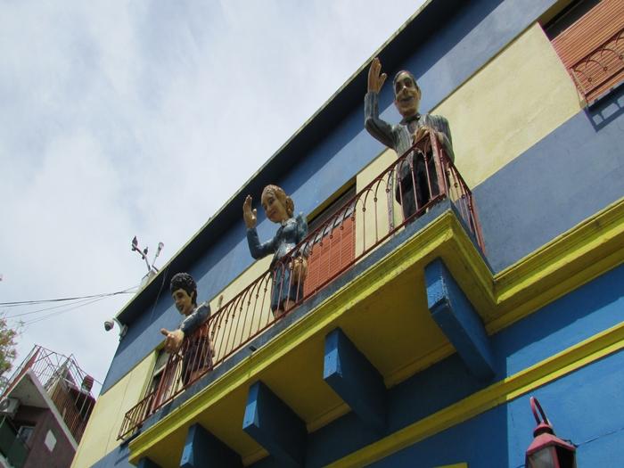 【アルゼンチン08】カラフルな町並みのカミニートと、世界で2番目に美しい本屋El ATENEO GRAND SPLENDID (26)