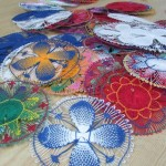 【パラグアイ08】蜘蛛の糸「ニャンドゥティ」 トリコになるほど美しい芸術的なレース編み!