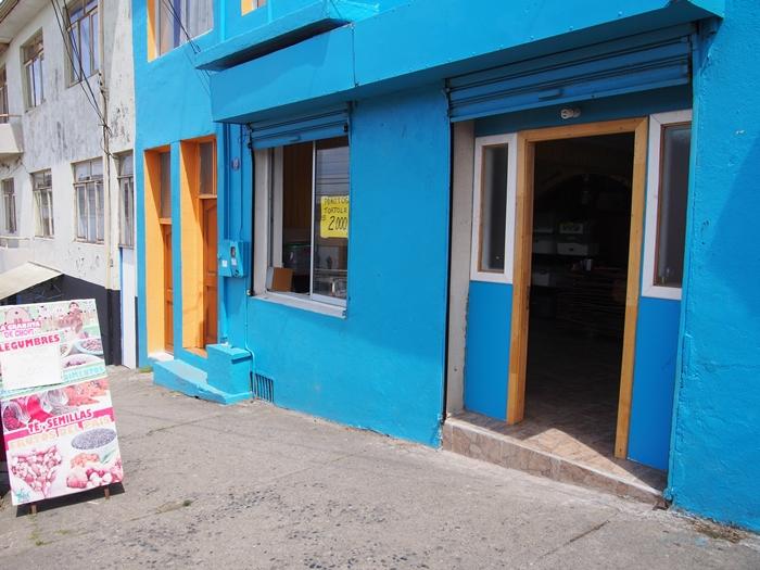【チリ08 世界遺産】カラフルなカストロ(チロエ島)の町歩き (41)