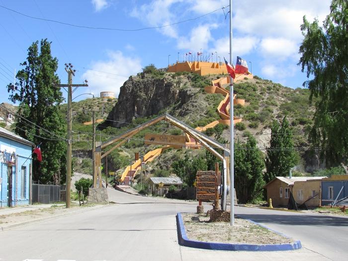 【チリ02】チレ・チコ~青い湖のあるのどかな町~でのんびりリラックス (2)