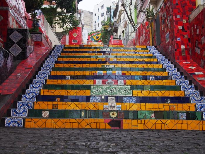 【ブラジル06】リオPart1~観光編~水着から階段までカラフルなリオ! (40)