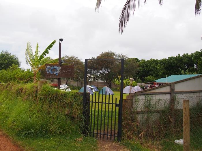 【チリ21 宿情報】イースター島のキャンプ場「CAMPING TIPANIE MOANA」 (5)