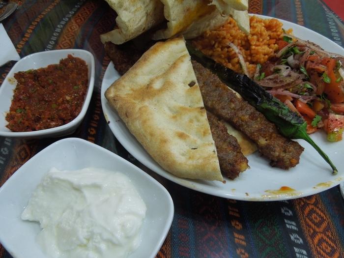 【トルコ04 食情報】世界三大料理のトルコ料理をイスタンブールで食す! (5)